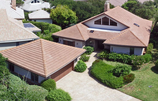 Residential Tile Roofs