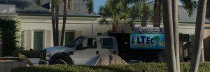 Altec Service Truck