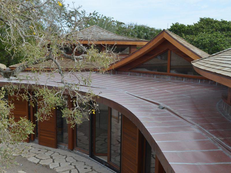 Custom Metal Roofing