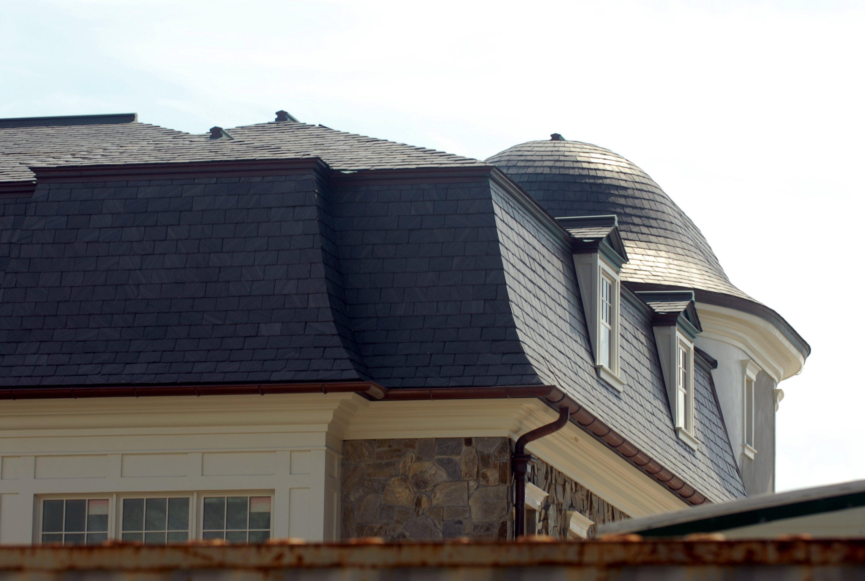 Nice Slate Roof