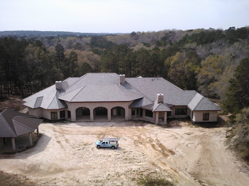 Tallahassee Roof Construction