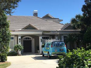 altec roofing service visit