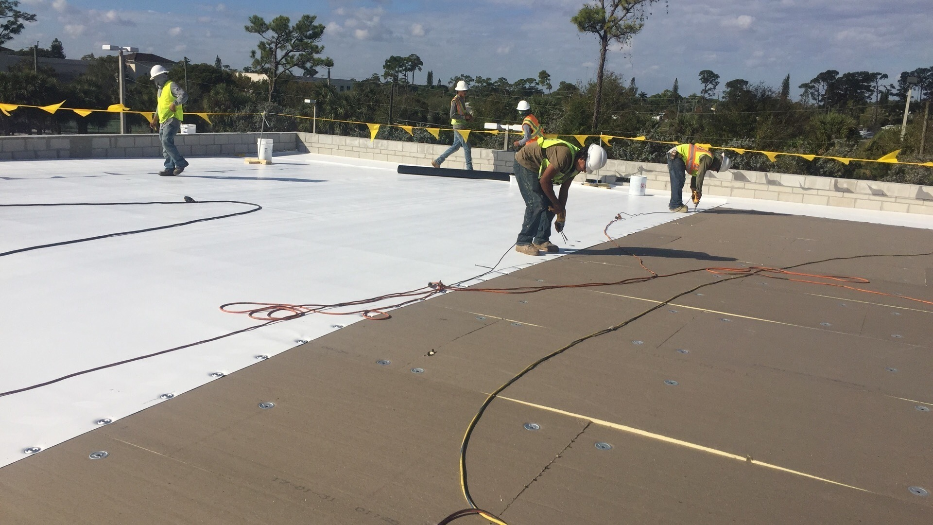 Residential Roofing Commercial Roof Repairs