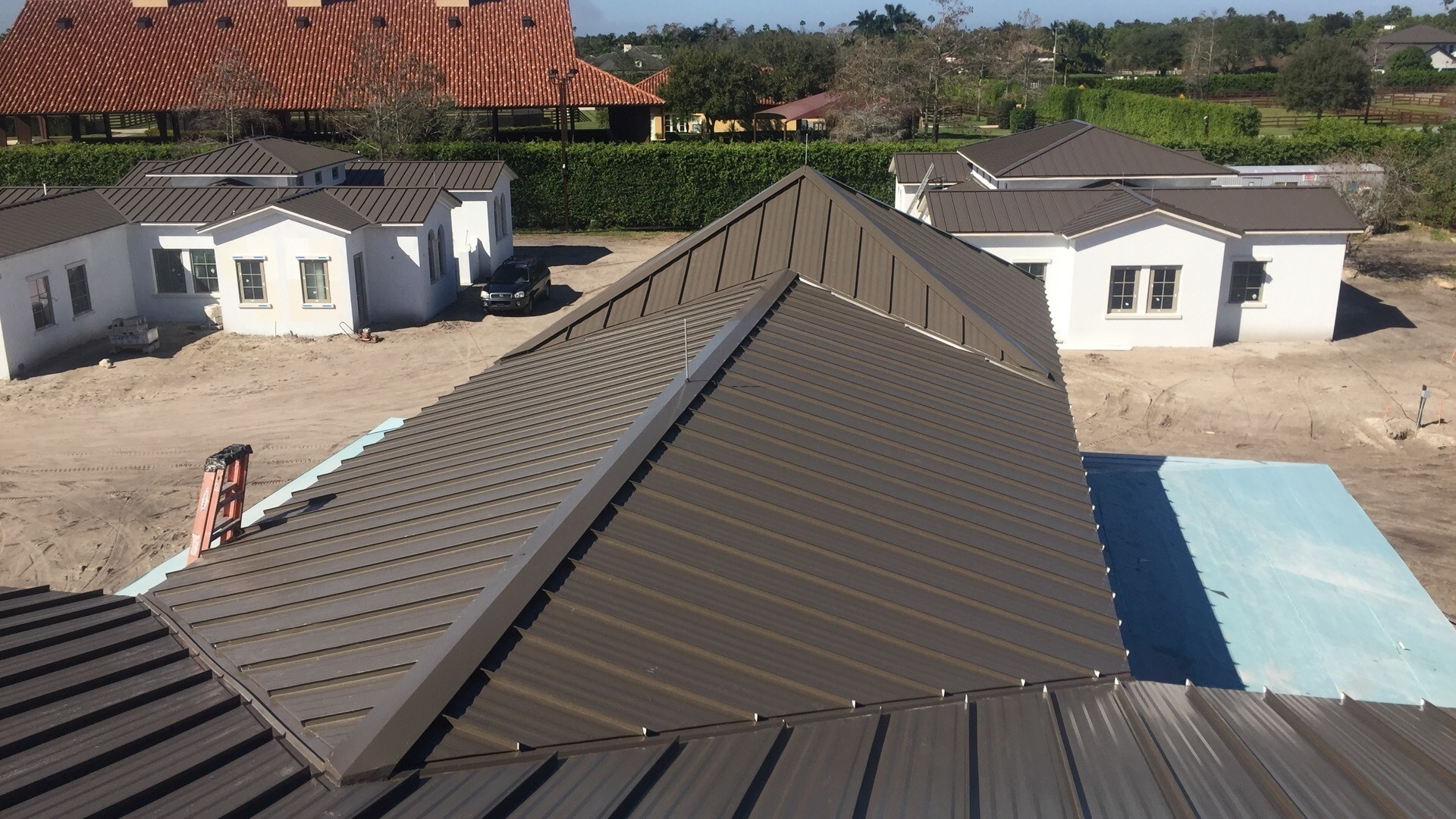 How To Care For Your Metal Roof Pt Home Improve