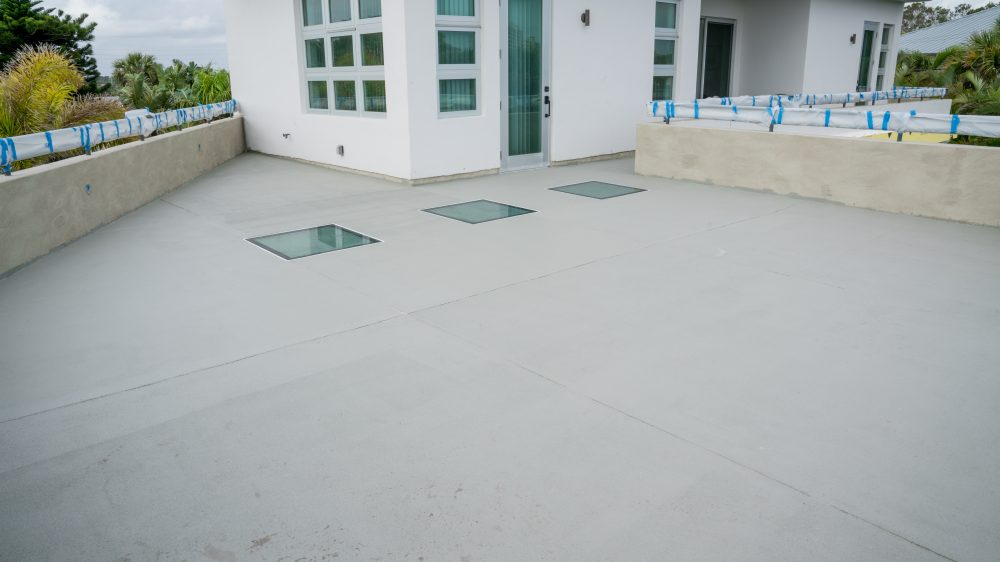 flat deck waterproofing