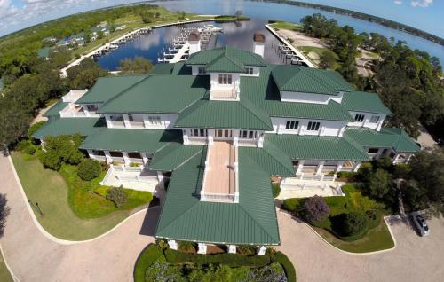 Floridian Clubhouse Roof