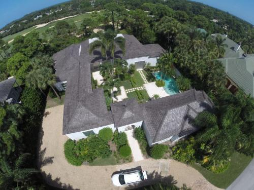 Custom Home Roof