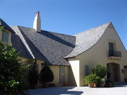 Custom Roof