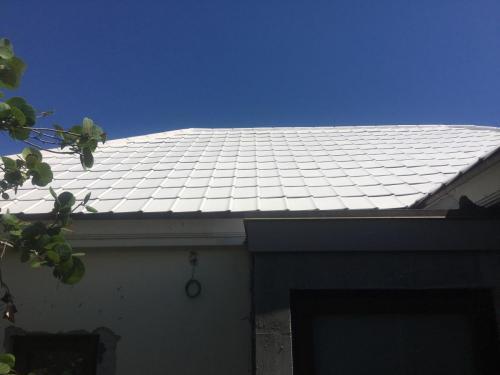 ceramic tile roof